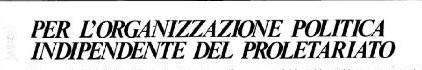 All'ordine del giorno: partito operaio di Enzo Acerenza scarica qui il file pdf. La domanda che poniamo è in questi semplici termini. Siamo ancora operai che si riuniscono come venditori...