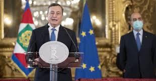 È ARRIVATO IL SALVATORE DELLA PATRIA di Enzo Acerenza Scarica qui file in pdf.  Il salvatore della patria è arrivato, l'uomo di punta dell'oligarchia finanziaria, Draghi, è incaricato di...