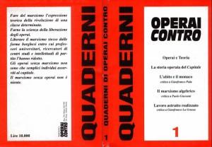 Quaderni di Operai Contro